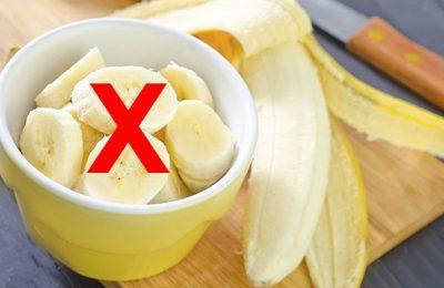 ăn chuối khi đói