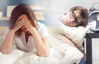 buồn ngủ nhưng không ngủ được là bệnh gì