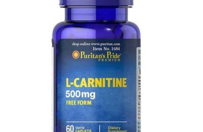 L-carnitine có tác dụng gì