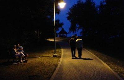tác dụng của đi bộ buổi tối