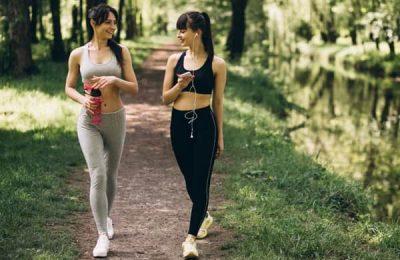 đi bộ có giảm cân được không