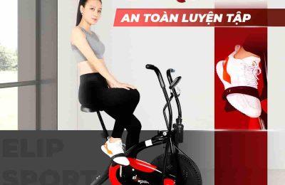 xe đạp thể thao gấp gọn