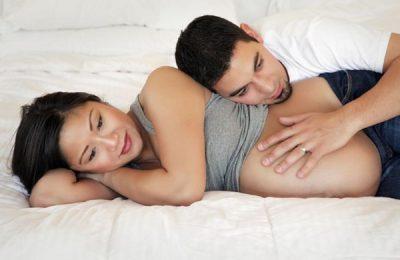 phụ nữ mang thai có ham muốn không
